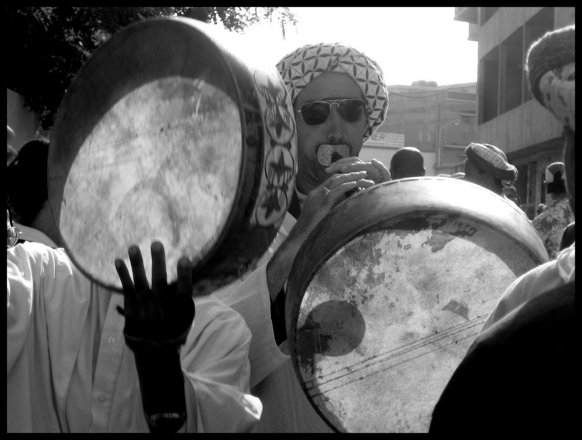 BENDIR 1 - Músicas Árabe - Instrumentos musicais
