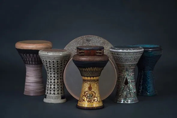 DERBAK - Instrumento musical árabe