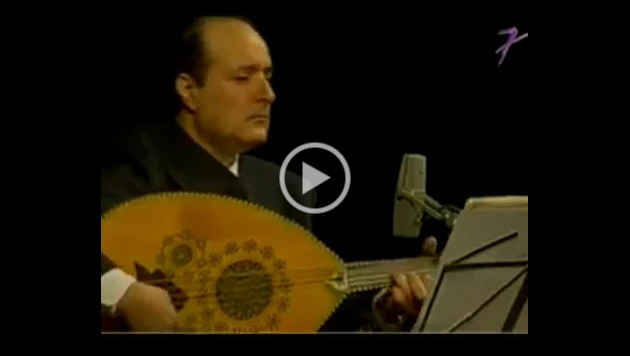 Jufnahu Allama al Ghazal - Música Egípcia