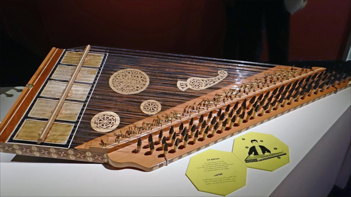 lei - Músicas Árabe - Instrumentos musicais