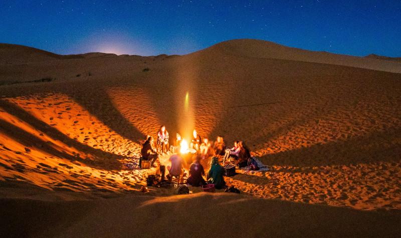 Música de Marrocos - Grupo