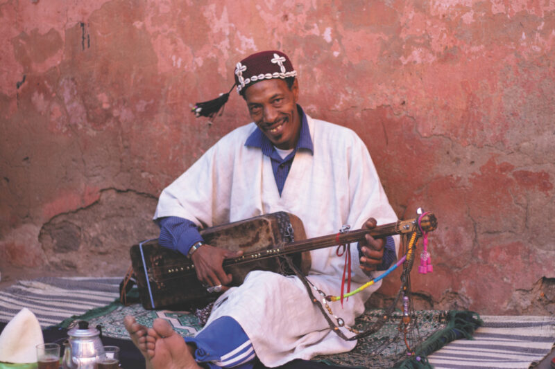 Rebab - Músicas árabe