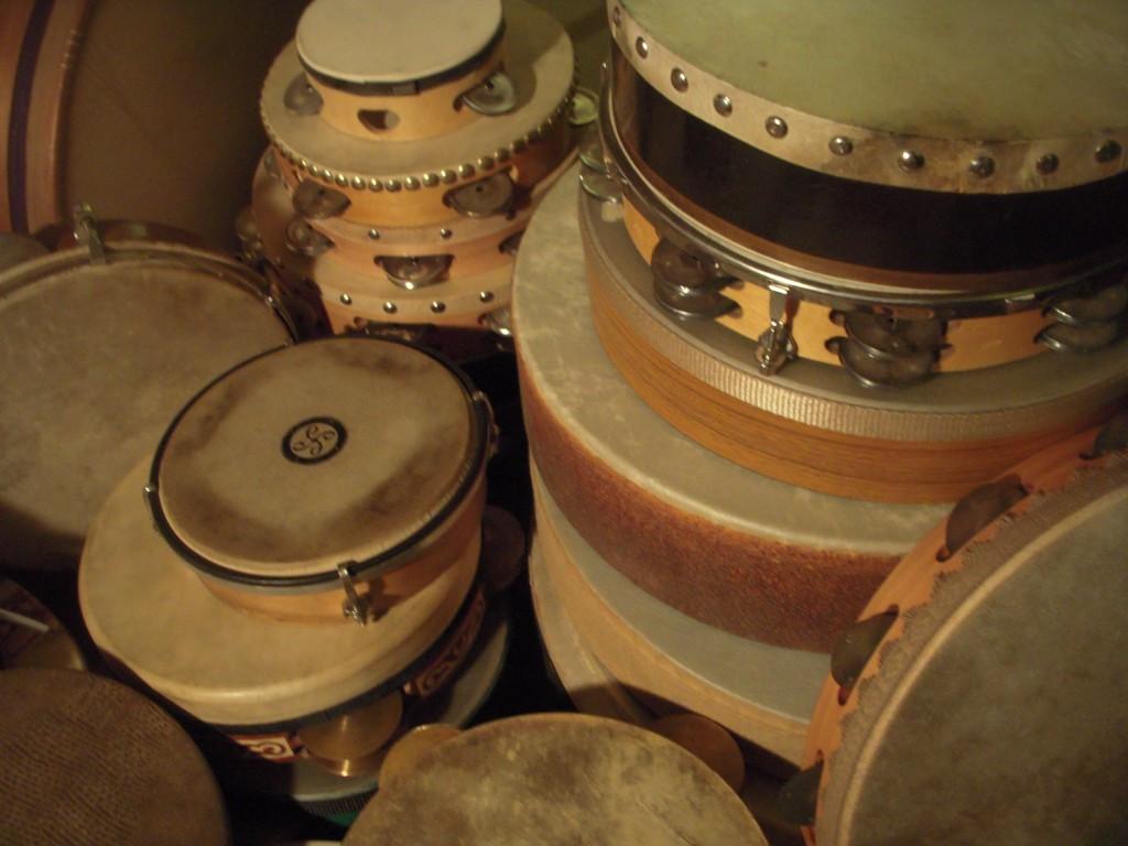 riqq - Músicas Árabe - Instrumentos musicais