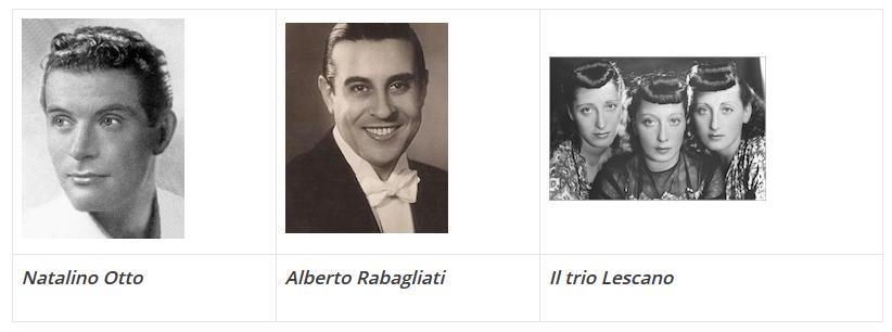 Cantores da Itália