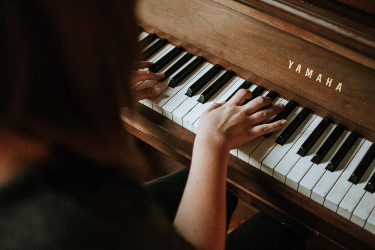 aulas de piano - Aula de piano para iniciantes