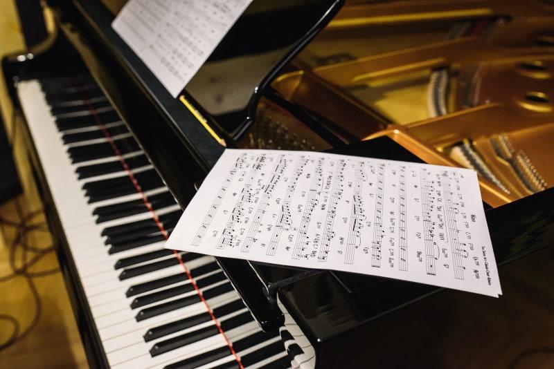 Aulas para piano