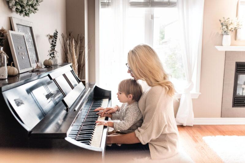 Música clássica para bebê.