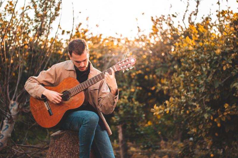 Aprender guitarra sozinho