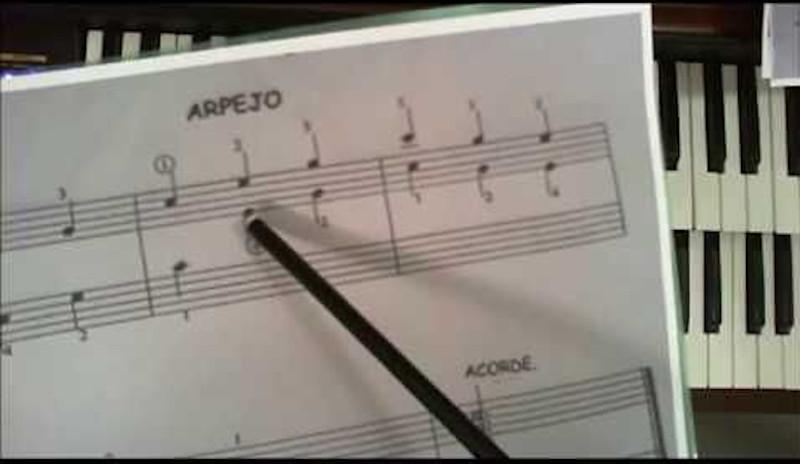 Aprenda a ler arpejos para melhorar sua música.