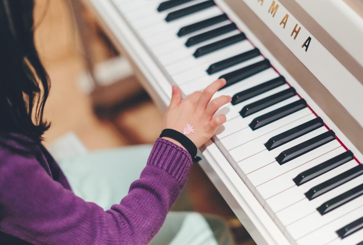piano iniciantes - Gravar música com piano elétrico