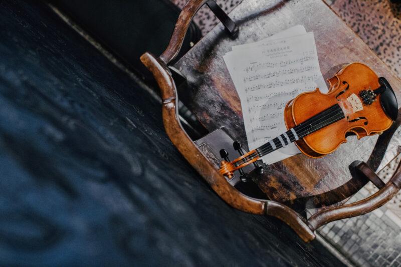 Como tocar vibrato no violino.