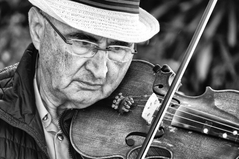Os melhores violinistas