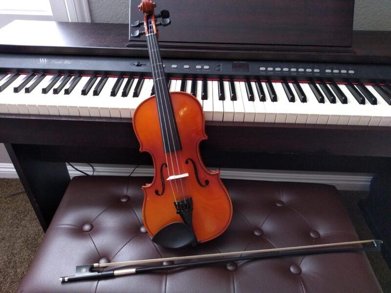 Tocar violino - Coisas que não e deve fazer.