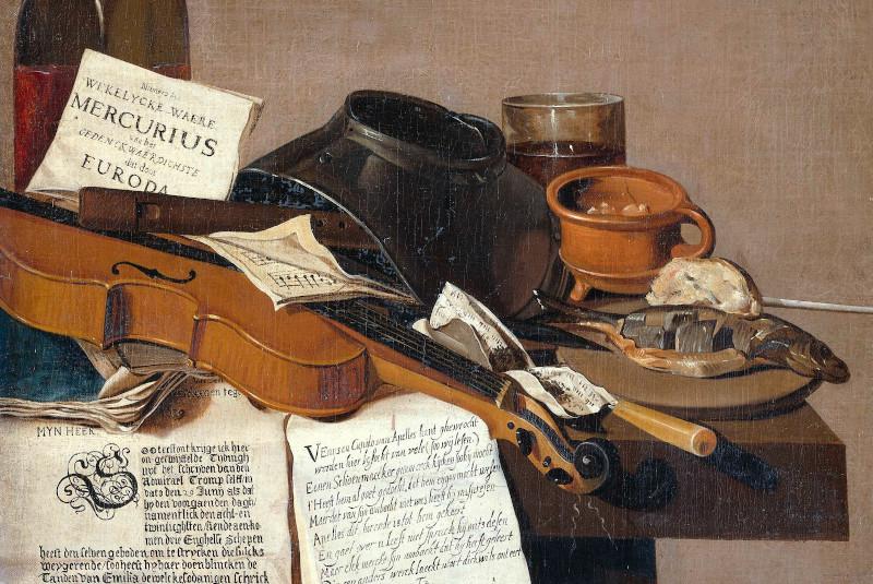 História do violino.