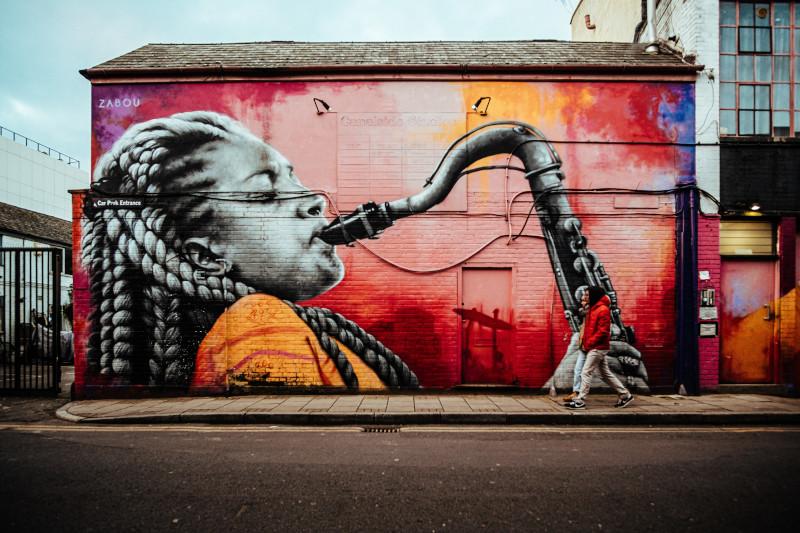 Aulas de saxofone.