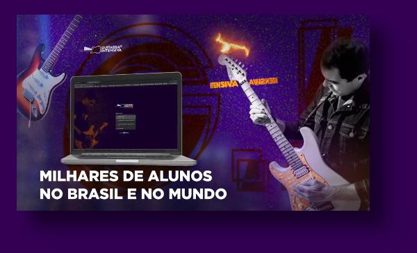 Guitarra online- Música para iniciantes